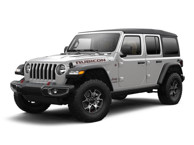 2021 Jeep Wrangler Unlimited Rubicon (Stk: 1M416) in Quebec - Image 1 of 1
