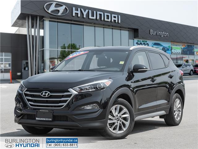 2017 Hyundai Tucson Premium (Stk: N3030A) in Burlington - Image 1 of 23