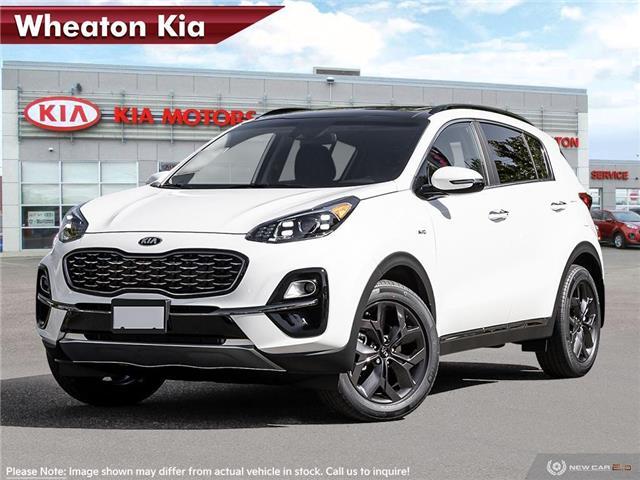 2022 Kia Sportage EX Premium S (Stk: N93869) in Regina - Image 1 of 24