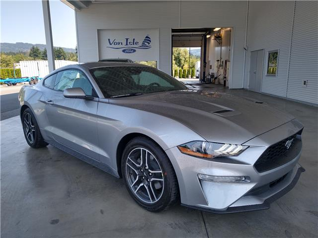 2021 Ford Mustang EcoBoost (Stk: 21180) in Port Alberni - Image 1 of 15