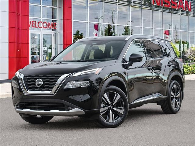 2021 Nissan Rogue Platinum (Stk: 21468) in Barrie - Image 1 of 23