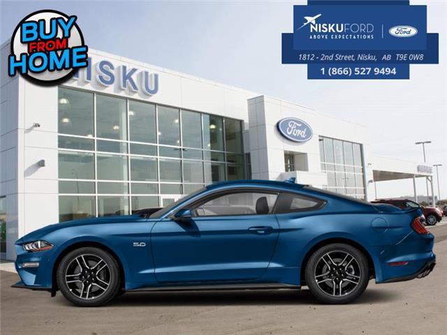 2021 Ford Mustang GT Premium (Stk: MUS2106) in Nisku - Image 1 of 1