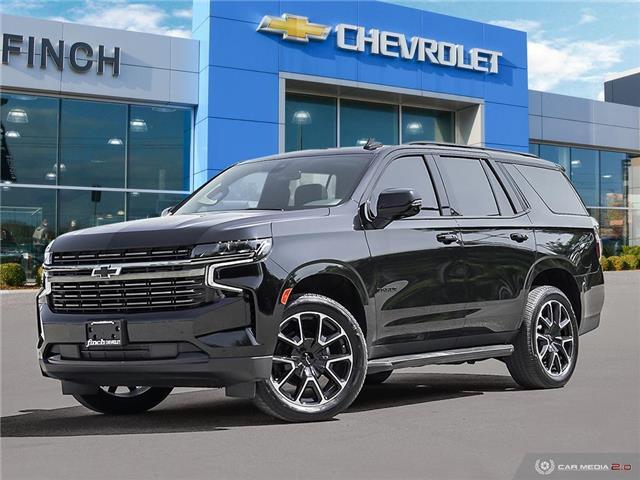 2021 Chevrolet Tahoe RST (Stk: 153769) in London - Image 1 of 28