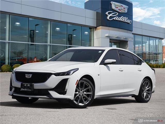 2021 Cadillac CT5 Sport (Stk: 155352) in London - Image 1 of 27