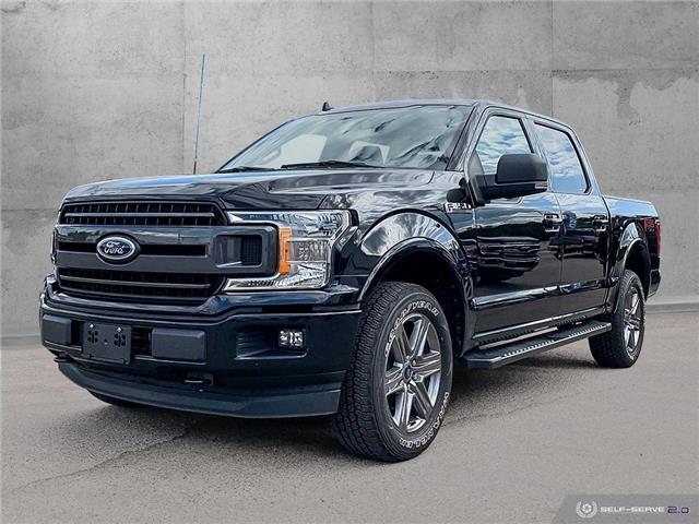 2020 Ford F-150 XLT (Stk: 9943) in Quesnel - Image 1 of 25