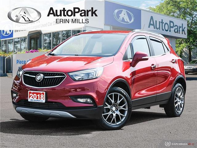 2018 Buick Encore Sport Touring (Stk: 681444AP) in Mississauga - Image 1 of 27