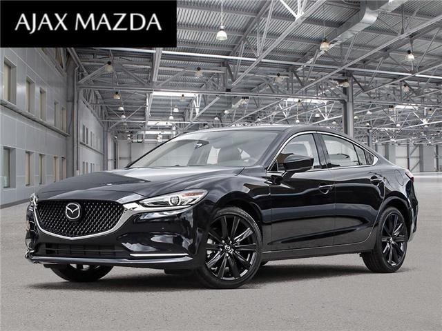 2021 Mazda MAZDA6 Kuro Edition (Stk: 21-1770) in Ajax - Image 1 of 23