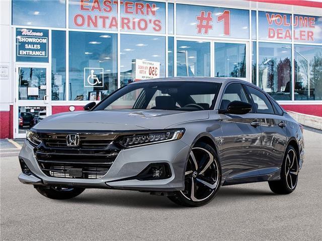 2021 Honda Accord Sport 1.5T (Stk: 349580) in Ottawa - Image 1 of 23