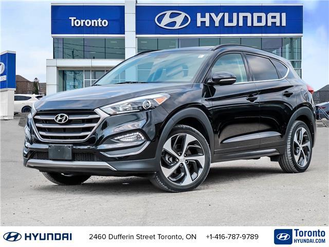 2016 Hyundai Tucson Limited (Stk: U07276) in Toronto - Image 1 of 30