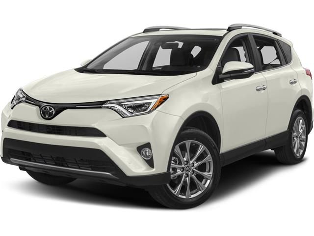 2017 Toyota RAV4 Limited (Stk: P-1003) in North Bay - Image 1 of 4