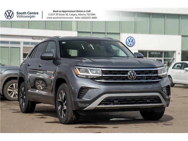 2021 Volkswagen Atlas Cross Sport 2.0 TSI Comfortline (Stk: 10223) in Calgary - Image 1 of 43