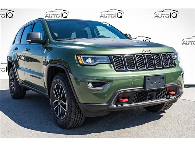 2021 Jeep Grand Cherokee Trailhawk (Stk: 45079) in Innisfil - Image 1 of 27