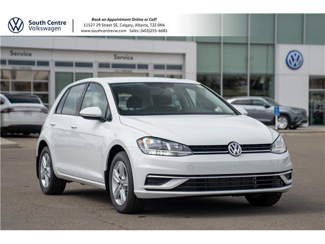 2021 Volkswagen Golf Comfortline (Stk: 10256) in Calgary - Image 1 of 34