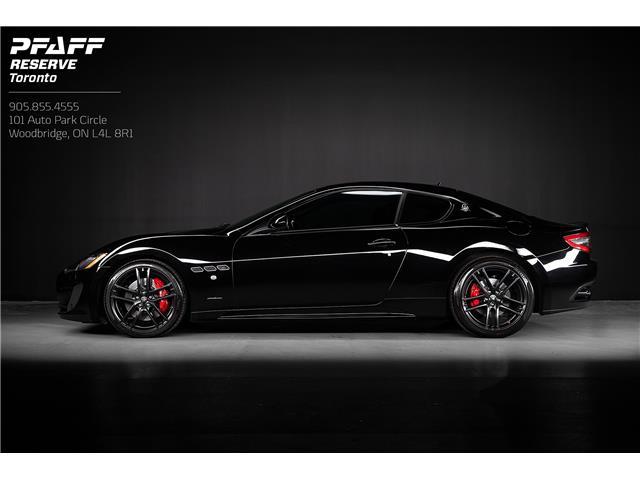 2015 Maserati GranTurismo Sport (Stk: ) in Woodbridge - Image 1 of 19