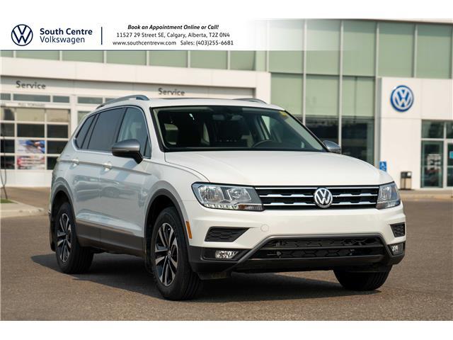 2021 Volkswagen Tiguan United (Stk: 10174) in Calgary - Image 1 of 44