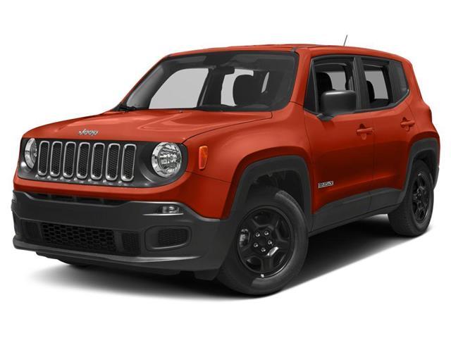 2017 Jeep Renegade Sport (Stk: W21122B) in Red Deer - Image 1 of 9