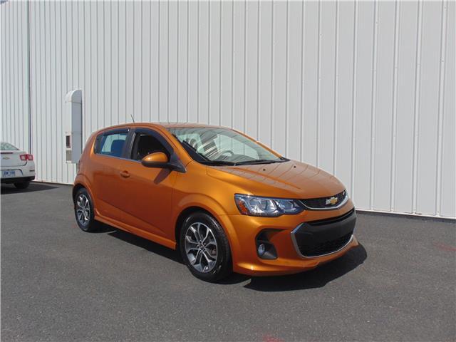 2017 Chevrolet Sonic LT Auto (Stk: FW45066) in St. John\'s - Image 1 of 21