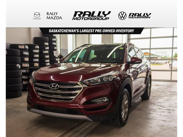 2017 Hyundai Tucson Limited (Stk: V1646A) in Prince Albert - Image 1 of 15