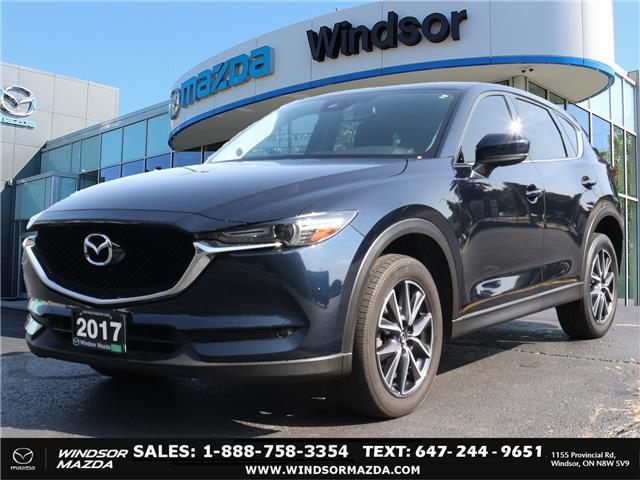 2017 Mazda CX-5 GT (Stk: PR88188) in Windsor - Image 1 of 26