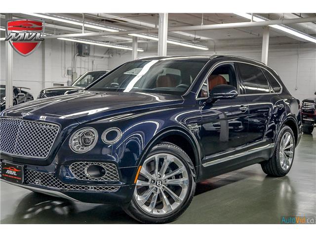 2019 Bentley Bentayga V8 SJAAM2ZV1KC024233  in Oakville