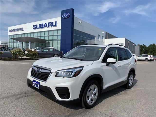 2019 Subaru Forester 2.5i (Stk: LP0647) in RICHMOND HILL - Image 1 of 24