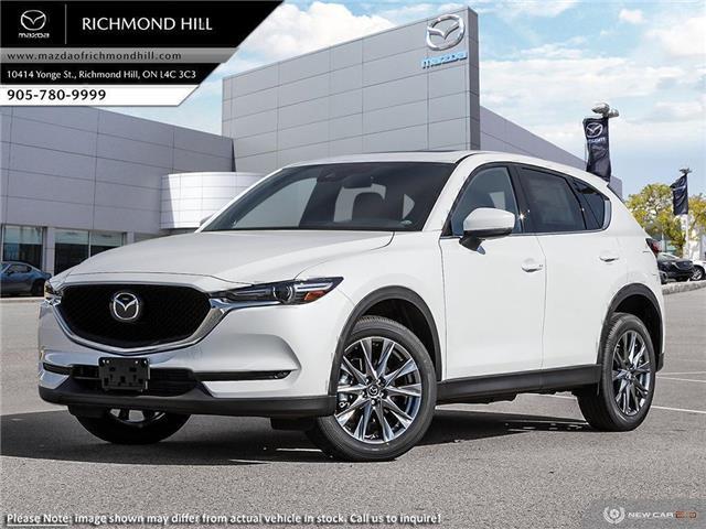 2021 Mazda CX-5 Signature (Stk: 21-515) in Richmond Hill - Image 1 of 23