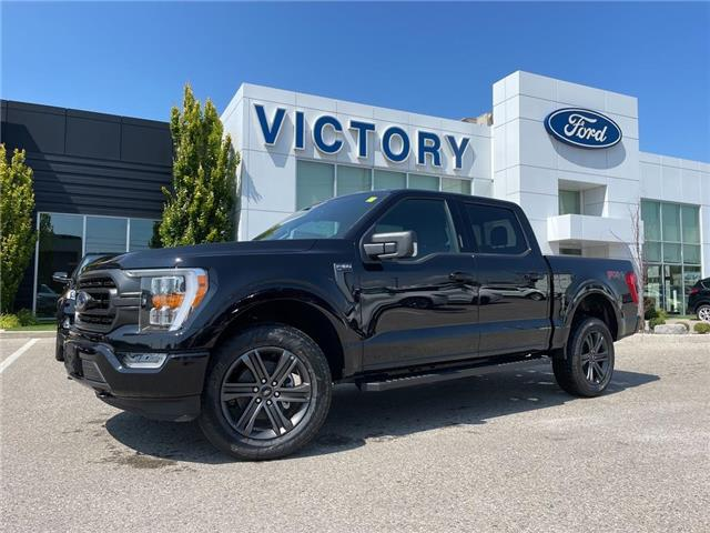 2021 Ford F-150 XLT (Stk: VFF20199) in Chatham - Image 1 of 17