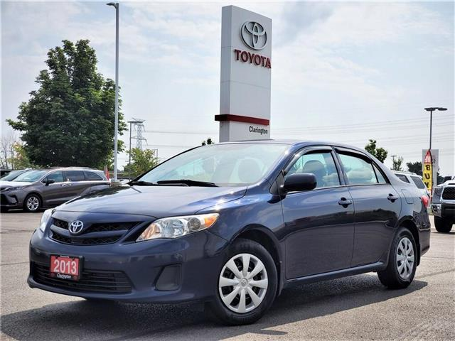 2013 Toyota Corolla  (Stk: 21685A) in Bowmanville - Image 1 of 28