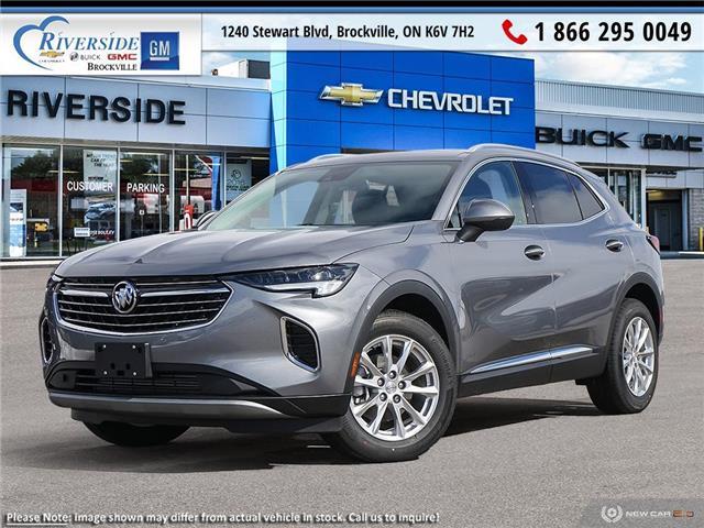 2021 Buick Envision Preferred (Stk: 21-355) in Brockville - Image 1 of 23