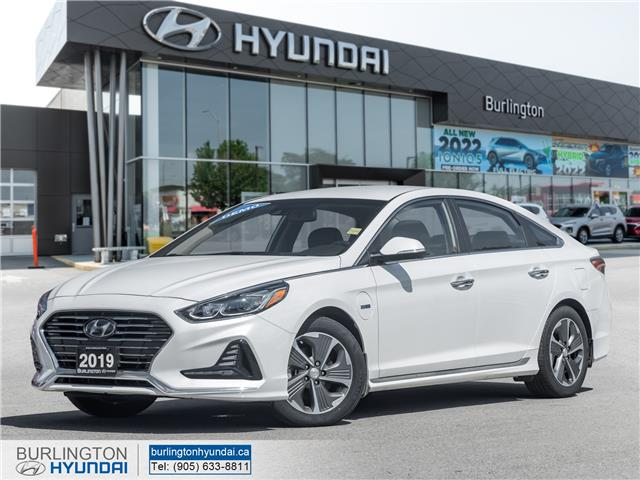 2019 Hyundai Sonata Plug-In Hybrid Ultimate KMHE54L27KA091451 N1630 in Burlington