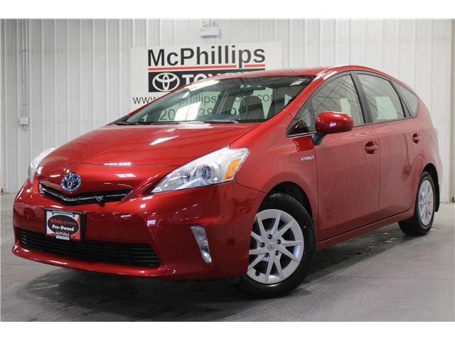 2012 Toyota Prius v Base (Stk: J055474A) in Winnipeg - Image 1 of 24