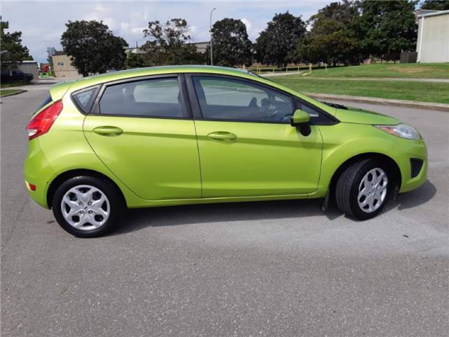 2012 Ford Fiesta SE (Stk: ) in Port Hope - Image 1 of 25