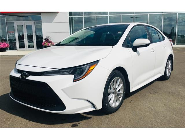 2020 Toyota Corolla LE (Stk: 2191671) in Moose Jaw - Image 1 of 37