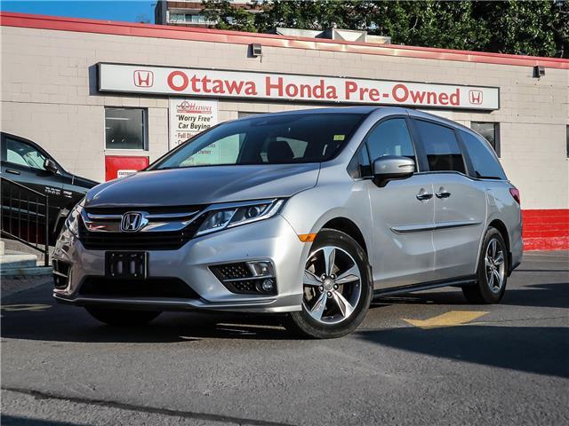 2018 Honda Odyssey EX-L (Stk: H92360) in Ottawa - Image 1 of 29