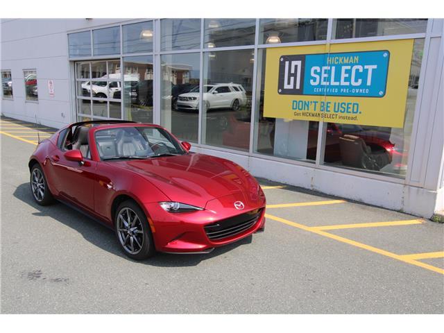 2018 Mazda MX-5 RF GT (Stk: PW3382) in St. John\'s - Image 1 of 19