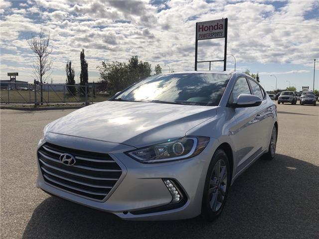 2018 Hyundai Elantra GL SE (Stk: P21-126) in Grande Prairie - Image 1 of 25