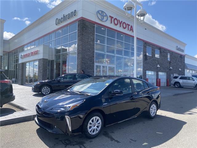 2022 Toyota Prius Base (Stk: 220030) in Cochrane - Image 1 of 19