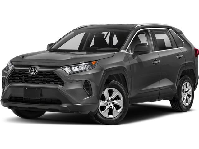 New 2021 Toyota RAV4 LE INCOMING UNITS AVAILABLE FOR PRE-SALE!! - Calgary - Stampede Toyota