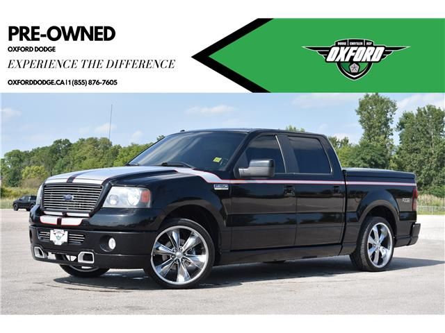 2008 Ford F-150 Lariat (Stk: U9757A) in London - Image 1 of 24