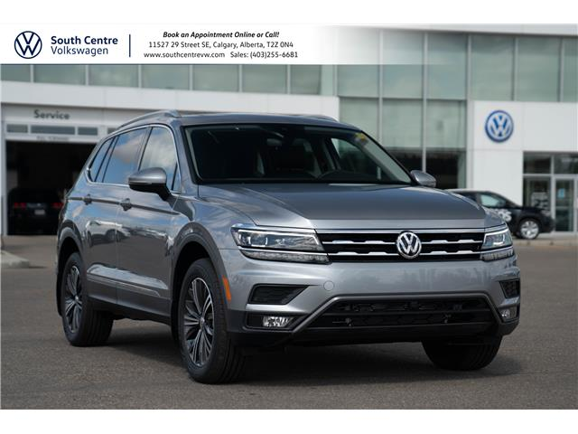 2021 Volkswagen Tiguan Highline (Stk: 10360) in Calgary - Image 1 of 43