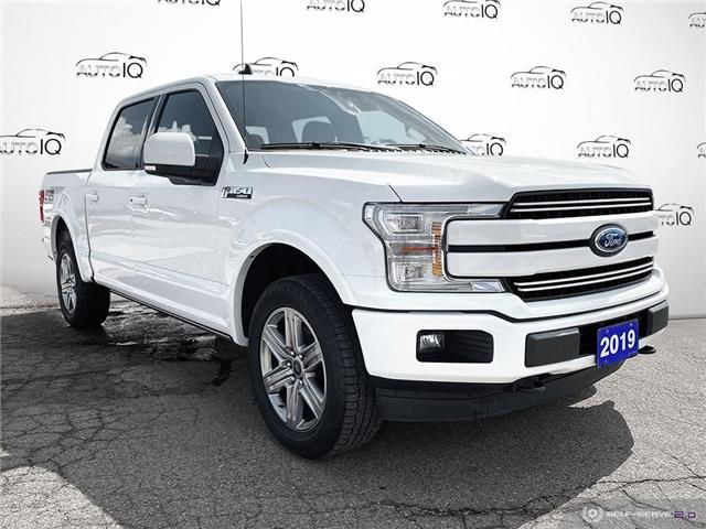 2019 Ford F-150 Lariat (Stk: 1449A) in St. Thomas - Image 1 of 30