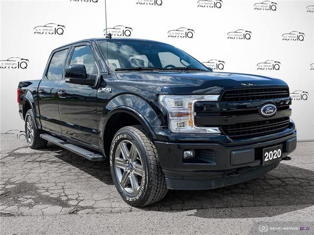 2020 Ford F-150 Lariat (Stk: 1426A) in St. Thomas - Image 1 of 30