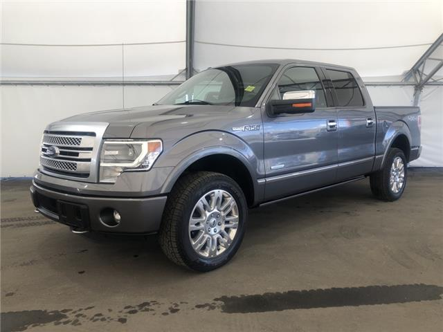2014 Ford F-150 Platinum 1FTFW1ET4EFB22639 192847 in AIRDRIE