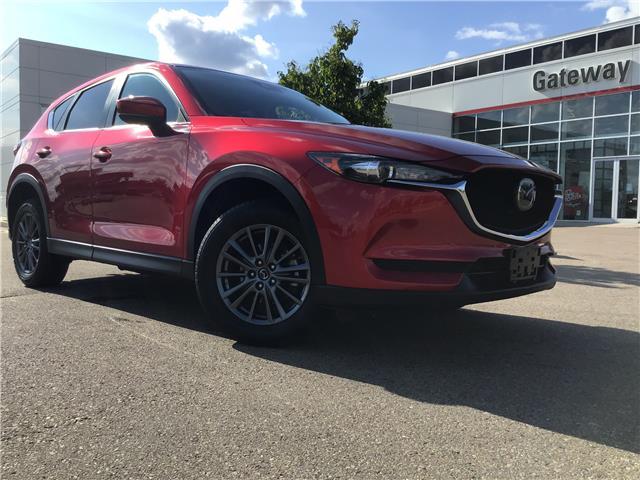 2019 Mazda CX-5 GS JM3KFBCM1K0530506 37019A in Edmonton