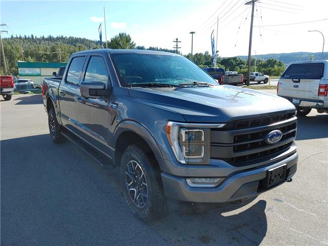 2021 Ford F-150 Lariat (Stk: 21T114) in Quesnel - Image 1 of 16