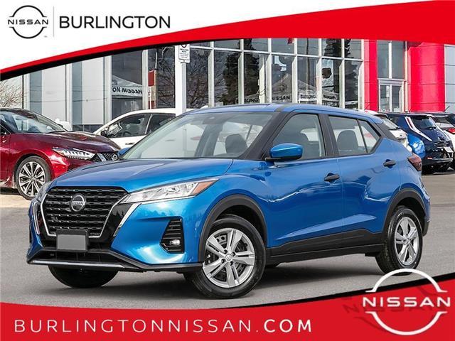 2021 Nissan Kicks S (Stk: B4061) in Burlington - Image 1 of 23