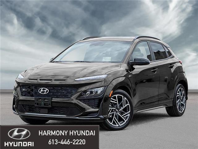 2022 Hyundai Kona 1.4 TSI Comfortline (Stk: 22075) in Rockland - Image 1 of 23