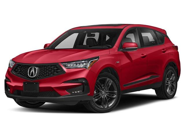 2021 Acura RDX A-Spec (Stk: 21259) in London - Image 1 of 9