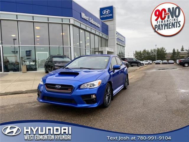 2015 Subaru WRX STI  (Stk: 14178A) in Edmonton - Image 1 of 20