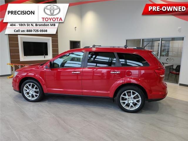2014 Dodge Journey RT (Stk: 210642) in Brandon - Image 1 of 30